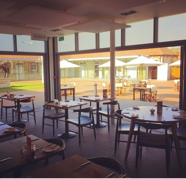 Tack Room Terrace Now Open – The Tack Room